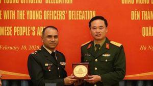 Sĩ quan trẻ Quân đội nhân dân Việt Nam và Quân đội Cộng hòa Ấn Độ tọa đàm, giao lưu lần thứ 8