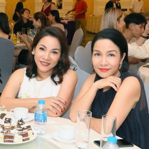 Em gái ca sĩ Mỹ Linh kể những bí mật, cách đối xử của Diva với con gái Anna