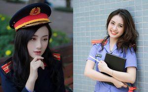 Những nữ sinh sở hữu nhan sắc đỉnh cao cùng thành tích học tập đáng ngưỡng mộ của ĐH Kiểm sát Hà Nội