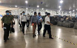 Bình Dương khẩn trương xác minh 7 người từ TP Vũ Hán trở về