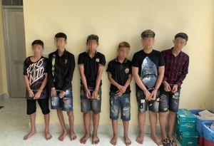 Tóm gọn băng cướp ở Mỹ Tho - Tiền Giang