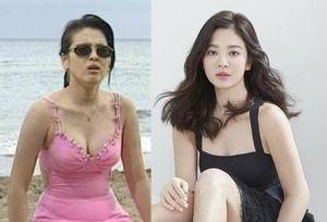 Song Hye Kyo và những sao Hàn thay đổi sau giảm cân