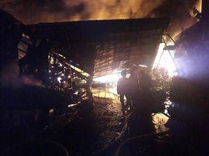 Tây Ninh: Cháy tại trụ sở UBND xã, kế toán tử vong