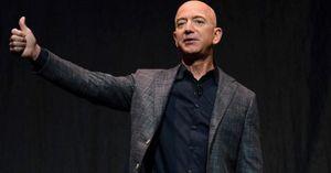 Nhà sáng lập Amazon Jeff Bezos góp 10 tỷ USD để chống biến đổi khí hậu