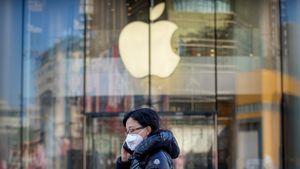 Giá trị vốn hóa Apple bốc hơi 45 tỷ USD vì dịch virus corona