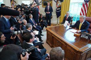 Mỹ siết chặt quản lý 5 đơn vị truyền thông Trung Quốc