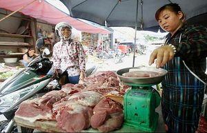 Đưa giá thịt lợn xuống mức hợp lý