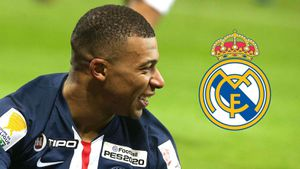 'Mbappe có thể tái hiện thành tích của Ronaldo'