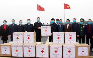 Quảng Ninh hỗ trợ tỉnh Quảng Tây phòng chống dịch COVID-19