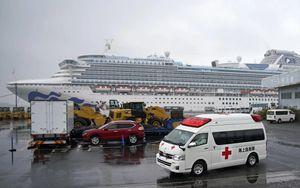 2 hành khách dương tính Covid-19 trên du thuyền Diamond Princess ở Nhật Bản tử vong
