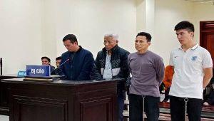 Nhóm hỗn chiến tại khu du lịch Hải Tiến chia nhau 100 tháng tù