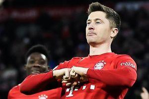 Highlights Bayern 3-2 Paderborn: Không thể cản Lewandowski
