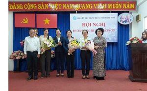 Trưởng Ban Dân vận thành ủy được bầu làm Chủ tịch Hội liên hiệp Phụ nữ TPHCM
