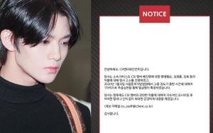 C9 Entertainment thông báo đã nộp đơn kiện những kẻ quấy rối Bae Jinyoung