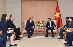 Tập đoàn Jadestone Energy muốn mở rộng quy mô thăm dò và khai thác dầu khí tại Việt Nam