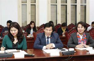 Dự kiến sẽ tổ chức Những ngày văn hóa Việt Nam tại Hoa Kỳ