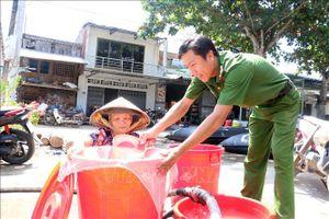 Phát huy phong trào 'Đồng khởi' trữ nước mưa, nước ngọt
