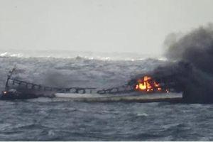 Danh tính 5 thuyền viên Việt Nam mất tích ngoài biển Hàn Quốc
