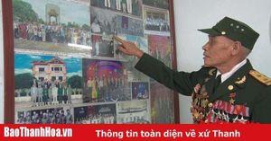 Anh hùng LLVTND Phạm Văn Thọ: Tình cảm quân dân Đại Lộc (Quảng Nam) là kỷ niệm không bao giờ quên