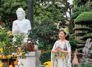 Ca sĩ - Phật tử Trần Thu Hường ra MV nhạc Phật giáo