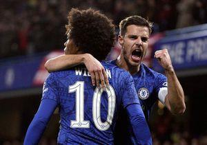 Đánh bại Liverpool, Chelsea vào tứ kết FA Cup