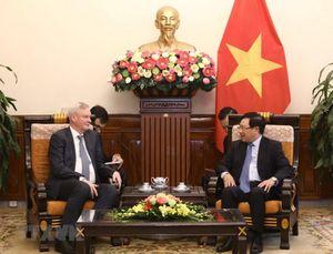 Thúc đẩy hợp tác Việt-Nga xứng tầm Đối tác chiến lược toàn diện