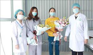 Dịch COVID-19: Tiếp tục theo dõi sát sức khỏe các bệnh nhân đã ra viện