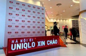 Uniqlo khai trương cửa hàng thứ 2 tại Việt Nam với diện tích 2.500m2