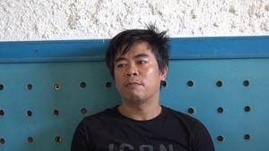Truy quét ổ ma túy, một cảnh sát bị chém thương tích
