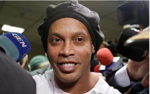 Cựu danh thủ Ronaldinho: Hành trình từ đỉnh cao xuống vực sâu