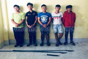 Ngăn chặn kịp thời 2 nhóm thanh niên chuẩn bị hỗn chiến