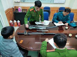 Quản chặt vũ khí vật liệu nổ, chặn nguồn tội phạm