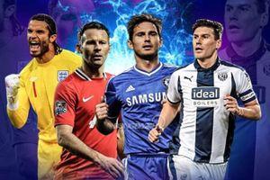 Ryan Giggs và những cầu thủ ra sân nhiều nhất lịch sử Premier League