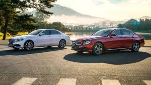Sang trọng 'vừa phải', Mercedes-Benz E 180 có gì chinh phục nhóm khách hàng đặc thù?
