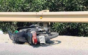 Ép xe máy dẫn đến chết người, tài xế đầu kéo bỏ chạy từ Huế ra Quảng Trị