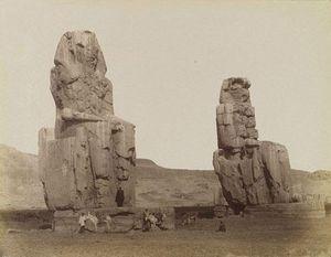 Bí ẩn truyền thuyết 'tượng đá biết hát' 3.400 năm tuổi ở Ai Cập