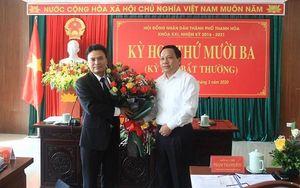 Ông Trịnh Huy Triều làm Chủ tịch Thành phố Thanh Hóa