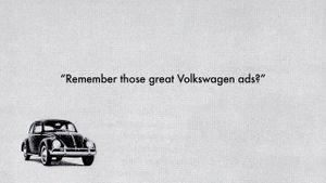 Câu chuyện sáng tạo của agency đứng sau Volkswagen trong chiến dịch quảng cáo huyền thoại 'Think Small'