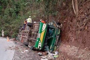 2 người Việt tử vong trong vụ tai nạn giao thông tại Lào