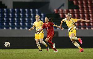 Việt Nam 1-2 Australia: Tuyệt vời tinh thần Việt