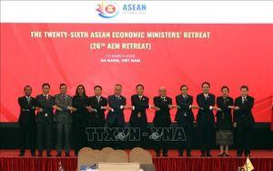 Tuyên bố chung tại hội nghị Bộ trưởng Kinh tế ASEAN hẹp lần thứ 26