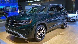 SUV bảy chỗ Volkswagen Atlas 2021 ra mắt, giá chỉ từ 731 triệu đồng