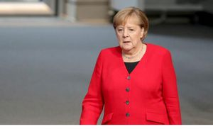 Thủ tướng Merkel: 60-70% dân số Đức có thể sẽ nhiễm Covid-19