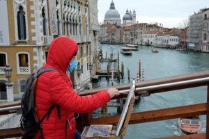 Thánh địa tình yêu Venice vắng vẻ mùa dịch Covid-19