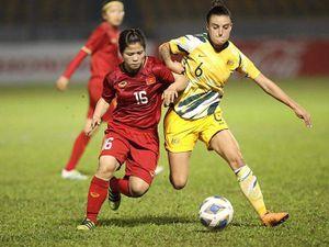 Trận cầu đáng nhớ của Đội tuyển nữ Việt Nam