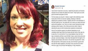 'Đừng hoảng sợ' - Thông điệp của một bệnh nhân đã bình phục tại Mỹ