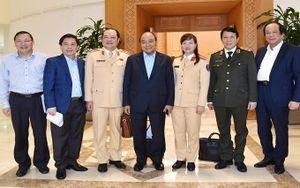 Thủ tướng Nguyễn Xuân Phúc chủ trì hội nghị trực tuyến sơ kết vận hành Cổng Dịch vụ công quốc gia