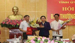Hà Nam có 2 tân lãnh đạo Ủy ban Kiểm tra Tỉnh ủy