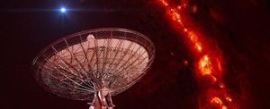 'Bắt' được tín hiệu của người ngoài hành tinh?