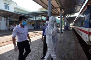 Đường sắt liêu xiêu vì dịch Covid-19, dừng toàn bộ tàu đi Lào Cai